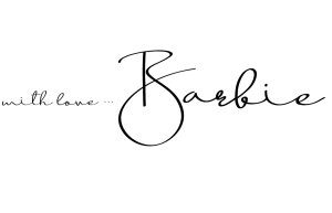 barbie signature